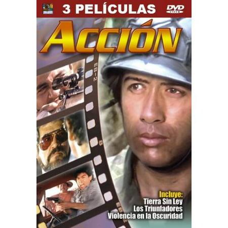 Westlake Entertainmnt Peliculas De Accion [dvd] [sp] Nla (Peliculas De Halloween Gratis)