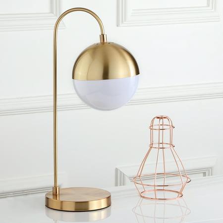 Acrylic Modern Table Lamp - Safavieh Cappi Modern 20.5 In. High Table Lamp