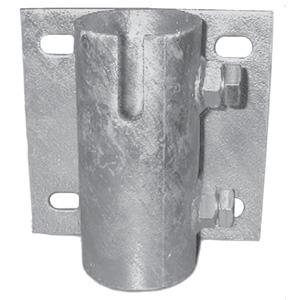 Multinautic 10011 Multi-Anchoring Leg Holder, For Use With Stationary Dock or Beginning of Semi-Floa