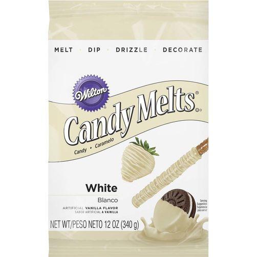 Wilton Witlon 8oz White Candy Melt