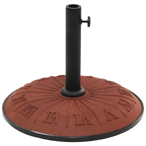 International Caravan Resin Free-Standing Umbrella Stand