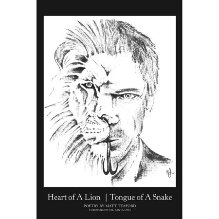 Heart of a Lion, Tongue of a Snake - eBook