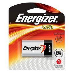 Energizer Lithium CRV3 Digital Camera Battery by Energizer Batteries