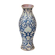 Guild Master European Damask Vase