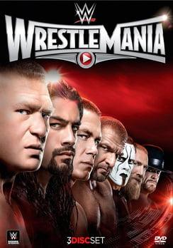 WWE: Wrestlemania 31 (DVD) by WARNER HOME VIDEO