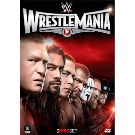 WWE: Wrestlemania 31 (DVD)