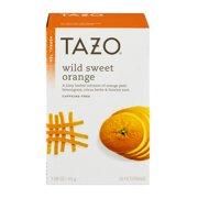 (3 Boxes) Tazo Wild Sweet Orange Tea Bags Herbal Tea 20ct