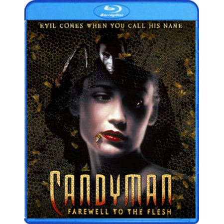 Candyman II: Farewell To The Flesh (Blu-ray) - Halloween Candy Map Canada