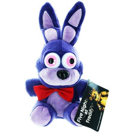 Five Nights At Freddys 10  Plush  Bonnie