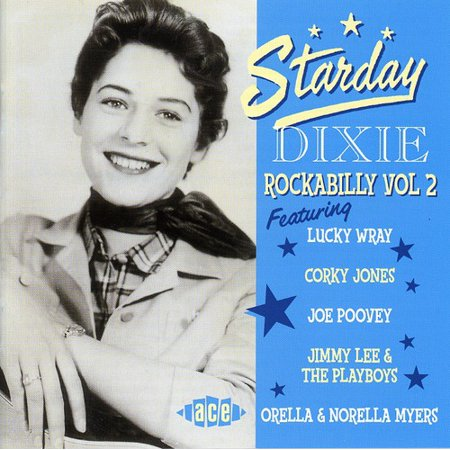 Starday Dixie Rockabilly 2 / Various (CD) - Rockabilly Band In Halloween 2