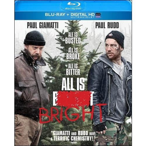 All Is Bright (Blu-ray) (With INSTAWATCH) (Widescreen)