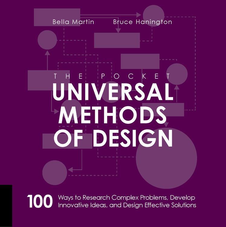 The Pocket Universal Methods of Design : 100 Ways to Research Complex Problems, Develop Innovative Ideas and Design Effective Solutions