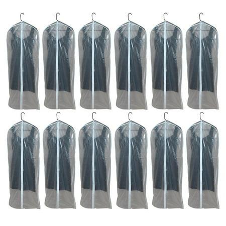Garment Storage Boxes - 12 Lot Dress Garment Storage Bag 53