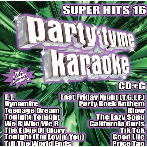 Party Tyme Karaoke: Super Hits, Vol. 16 by SYBERSOUND