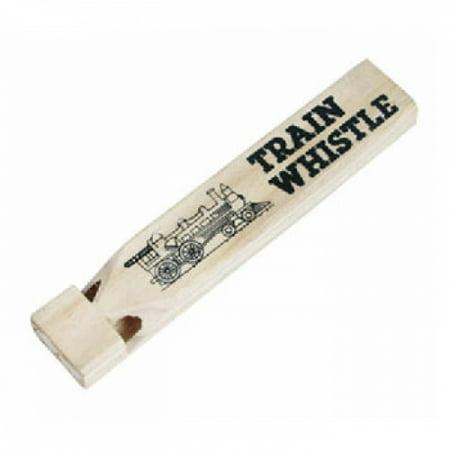 Wooden Train Whistles - Train Whistle