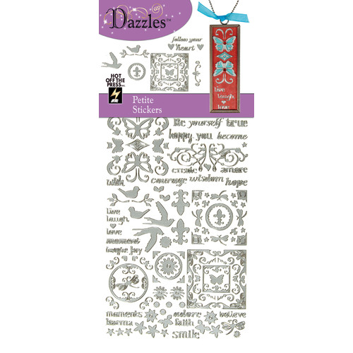 Dazzles Petites Stickers (Set of 4)