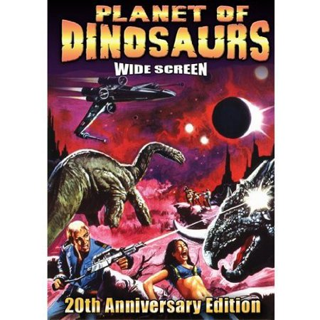 Planet Of Dinosaurs - 20th Anniversary Edition