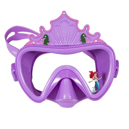 2479a809ff8b Swimways Character Mask Swimming Dive Mask- Disney Ariel - Walmart.com