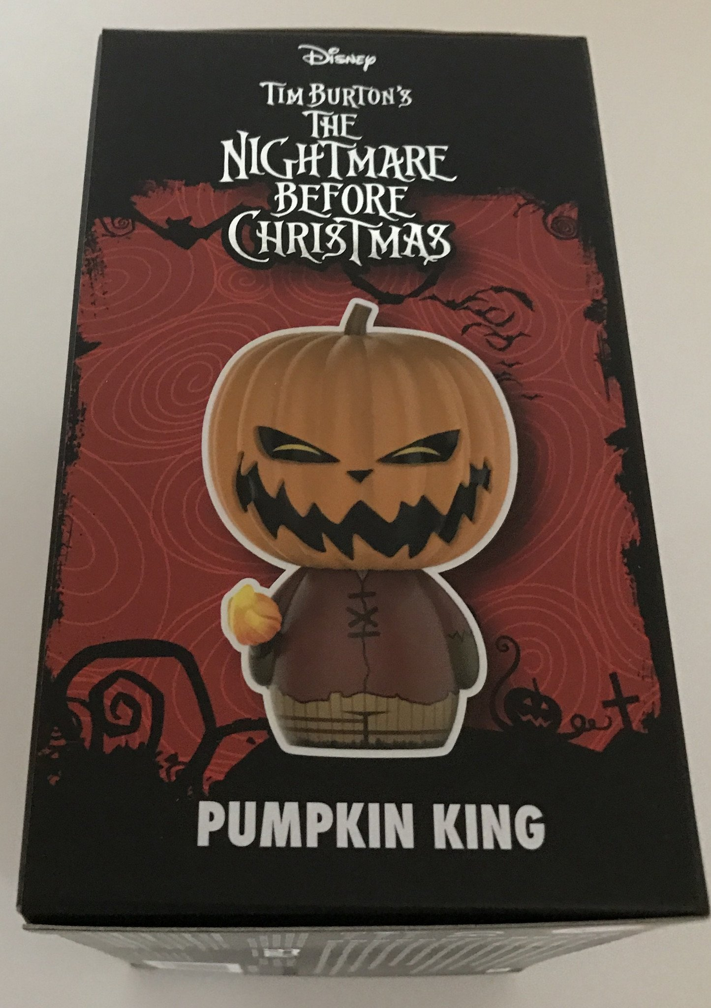 Funko Specialty Series Dorbz Nightmare Before Christmas Pumpkin King ...