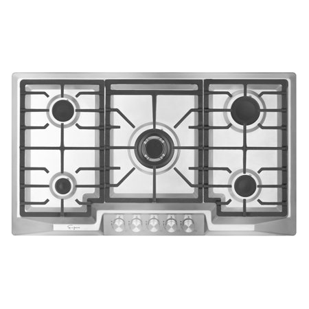 Gas Cooktop Ventilation (Empava 36