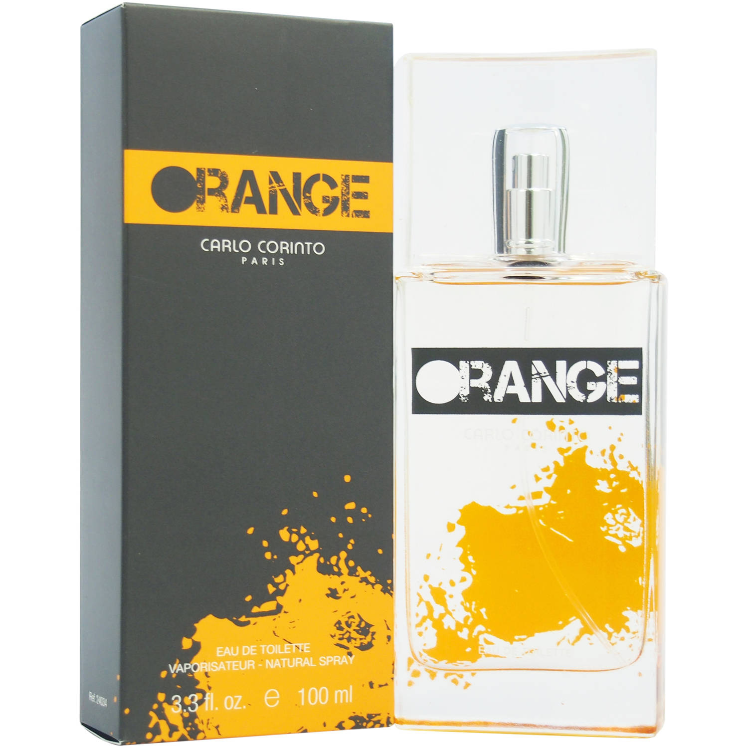 Carlo Corinto Carlo Corinto Orange EDT Spray, 3.3 fl oz