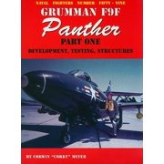 Grumman F9F Panther - Part 1: Development, Testing, Structures