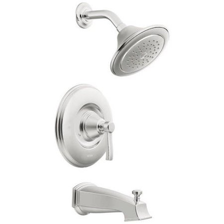 Moen TS3213ORB Rothbury Bath and Shower Faucet with Moentrol Pressure Balanced Trim, Available in Various Colors