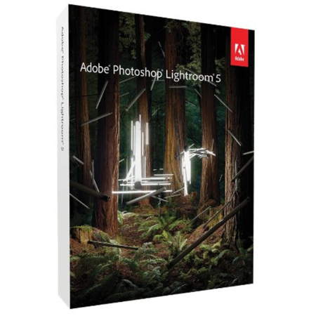 Adobe Photoshop Lightroom 5 Windows Mac