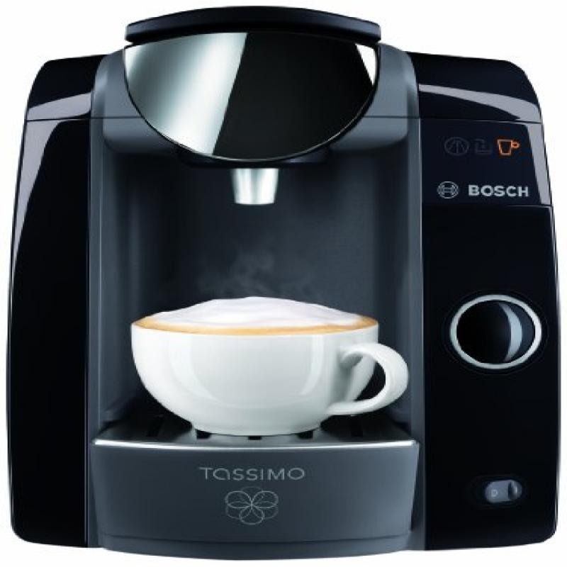 Bosch TAS4702UC Tassimo T47 Beverage System and Coffee Br...