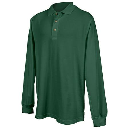 Tri Mountain Mens Big And Tall Pique Knit Golf Shirt