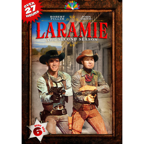 Laramie: The Second Season (Full Frame)