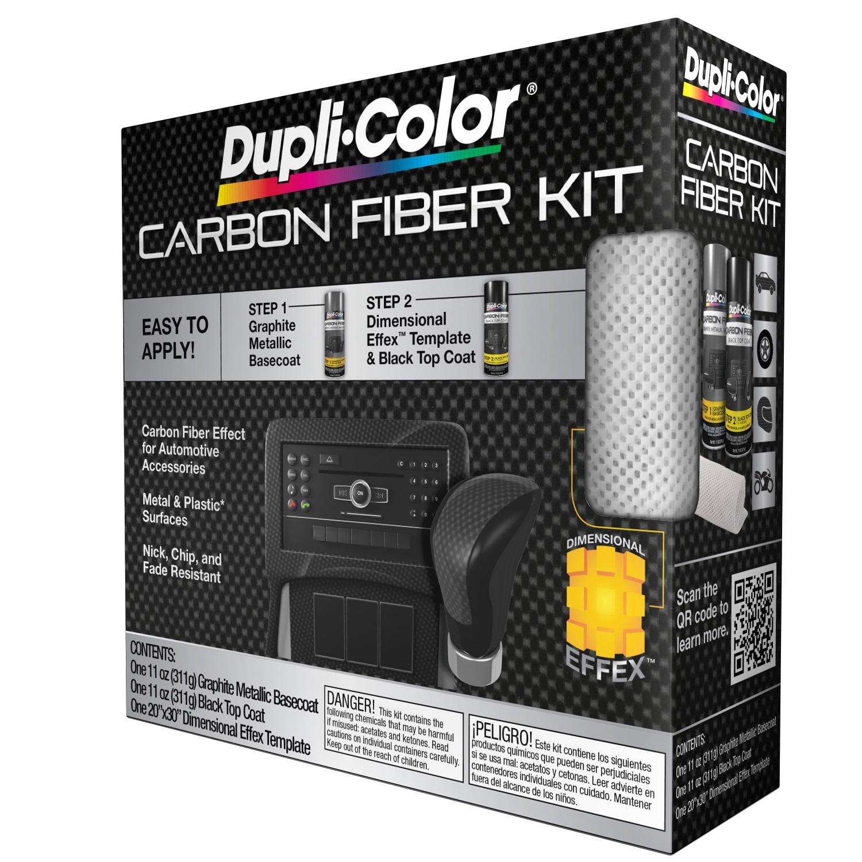 Dupli-Color Paint CFK100 Dupli-Color Carbon Fiber Kit