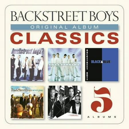Original Album Classics (5CD) - Backstreet Boys Halloween Song
