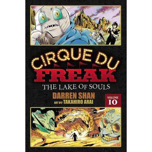 Cirque Du Freak 10: The Lake of Souls