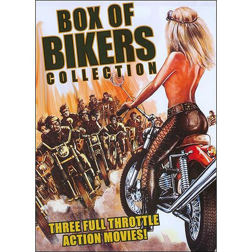 Box Of Bikers Collection (3 Movie Pack) by
