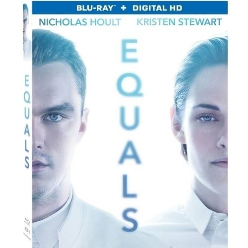 Equals (Blu-ray + Digital HD)