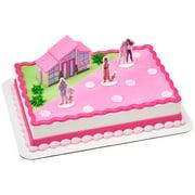 Barbie Dreamhouse Adventures Cake Decoration Topper