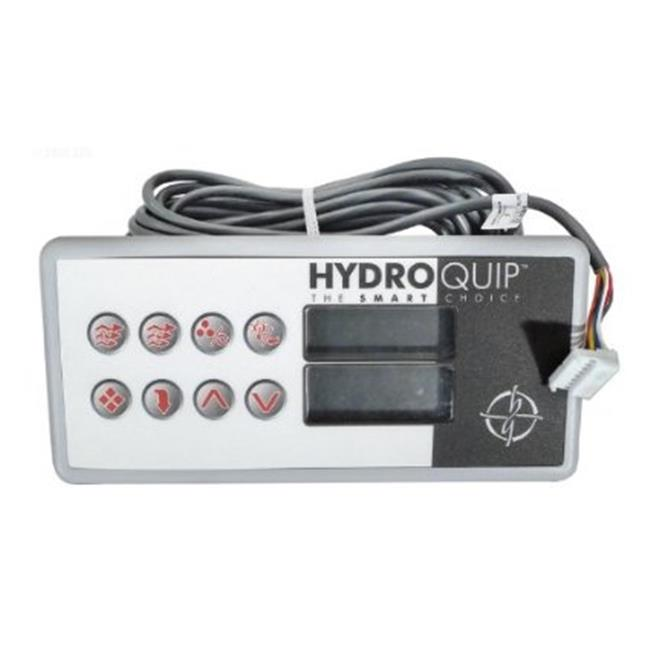 Hydro-Quip 34-0189 Keypad K-5 24 ft. Length Cable 8 Button