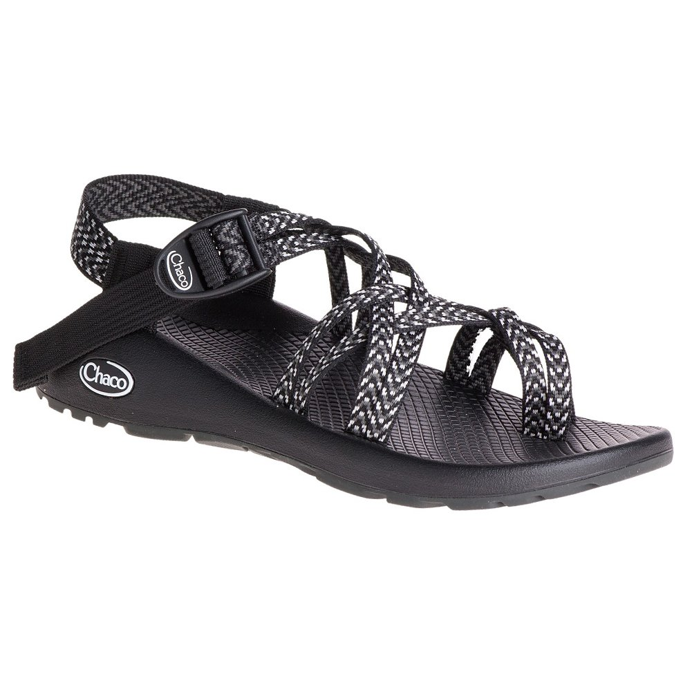 Chaco J106266W: Women's ZX2 Boost Black Classic Athletic Sandal by Chaco