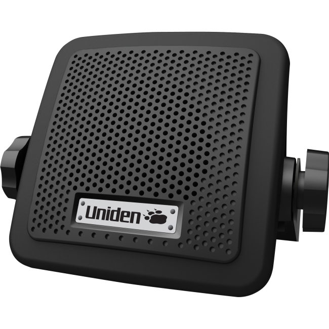 Uniden BC7 7W Exterior Speaker Stereo Plug for Scanner and CB Compact