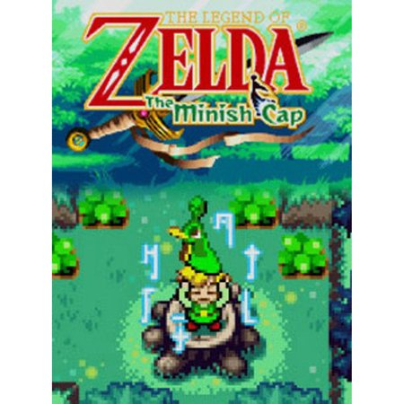 The Legend of Zelda: The Minish Cap, Nintendo, WIIU, [Digital Download],