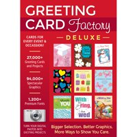 Avanquest electronics walmart greeting card factory deluxe 11 email delivery m4hsunfo
