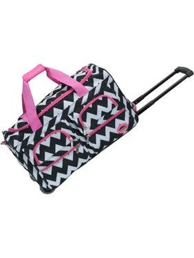 """Rockland Luggage 22"""" Rolling Duffel Bag"""
