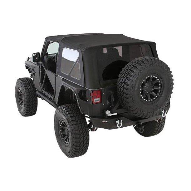 Smittybilt 2010 2016 Jeep Wrangler Jk 2 Door Soft Top Premium