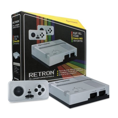 NES SYS RETRON 1 GREY/BLACK HK
