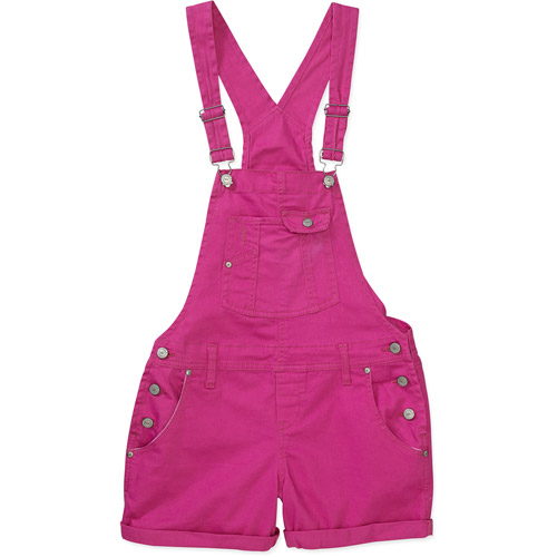 L.E.I. Suri Colored Shortalls