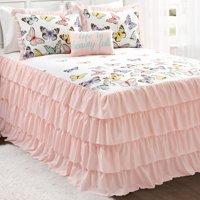 Flutter Butterfly Bedspread Set