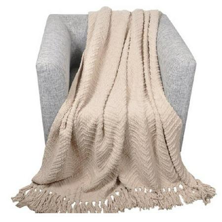 Jupiter In Oaks >> Gracie Oaks Jupiter Knit Zig Zag Textured Woven Throw Walmart Com