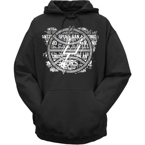 NBA Men's San Antonio Spurs Hooded Sweatshirt