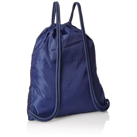 62461c56718b Puma - Puma Stamped Carrysack Sack Pack Navy Blue   Green Cinch Bag ...
